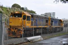 KiwiRail, as the New Zealand freight rail operator was then known, were still operating a small numb