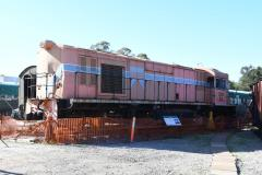 The Tasmanian Government Railways Z class derived much of their design from the earlier Western Aust