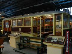 LMT No. 13 on display at the museum, May 2005