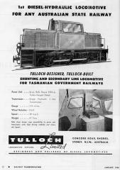 A press advertisement from 1960 featuring the W class