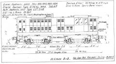 EBR outline diagram for 10 class locos