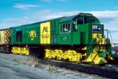 Tasrail's contribution to the Australian bicentenary in 1988 was to apply a modified paint scheme to