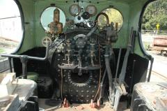 Cab of C22 following restoration