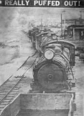 From a contemporary newspaper:<br>