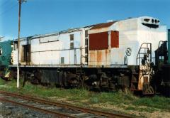 Queensland Railway's 1301 was never used in Tasmania and therefore not renumbered to a ZC. It was on