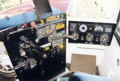 Drivers position of DQ2001 on delivery, September 1998