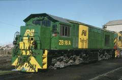 ZB15 and ZB16, the last two of the class to enter service in Tasmania, were the only ZB locos not to