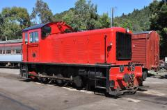 V9 and V12 were purchased by the Puffing Billy Railway in 1983, but only V12 was regauged and entere